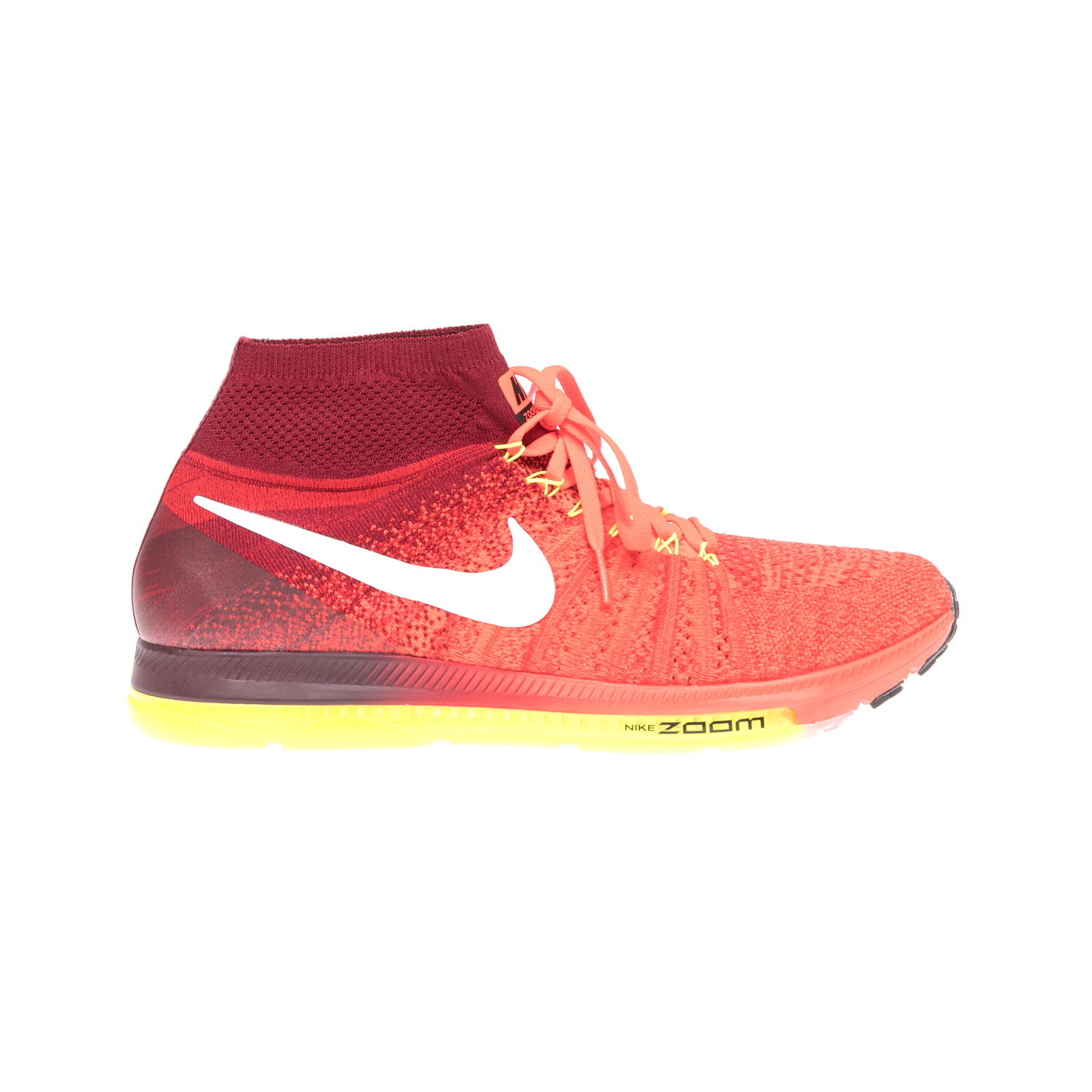 NIKE – Αντρικά παπούτσια NIKE ZOOM ALL OUT FLYKNIT κόκκινα
