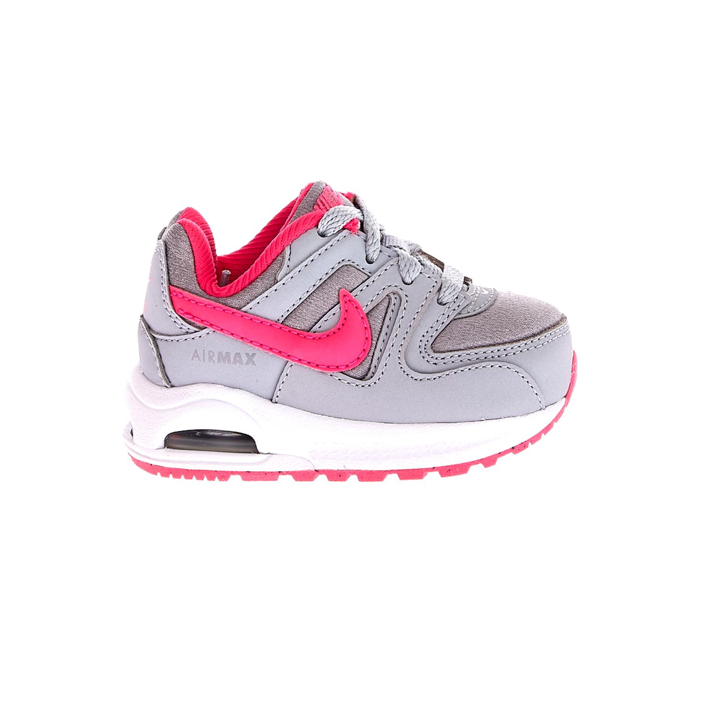 NIKE – Αθλητικά παπούτσια για βρέφη/νήπια NIKE AIR MAX COMMAND FLEX (TD) γκρι
