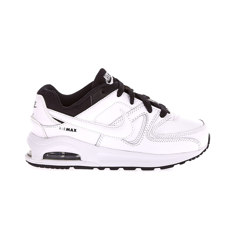 NIKE – Αθλητικά παπούτσια για βρέφη/νήπια AIR MAX COMMAND FLEX LTR PS λευκά