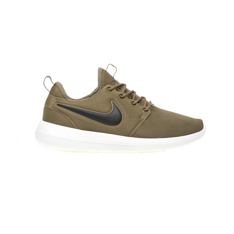 NIKE – Αντρικά αθλητικά παπούτσια NIKE ROSHE TWO λαδί