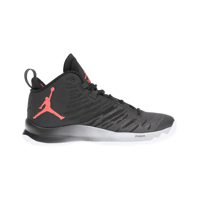 NIKE - Αντρικά παπούτσια NIKE JORDAN SUPER.FLY 5 μαύρα αθλητικά Basket