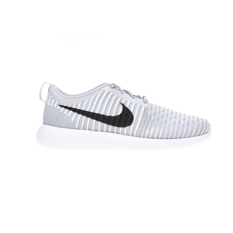 NIKE – Αντρικά αθλητικά παπούτσια NIKE ROSHE TWO FLYKNIT γκρι