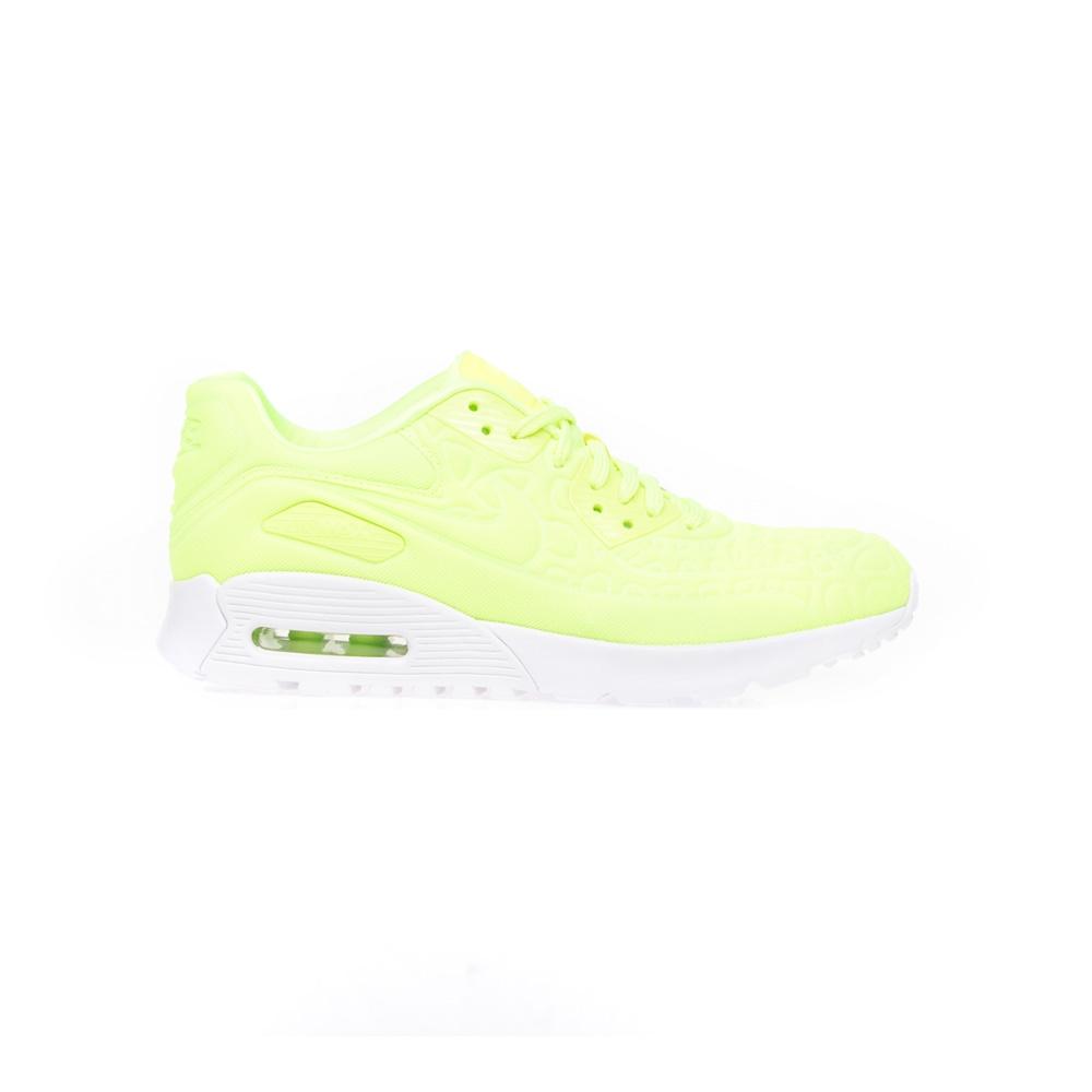 NIKE – Γυναικεία παπούτσια ΝΙΚΕ AIR MAX 90 ULTRA PLUSH κίτρινα