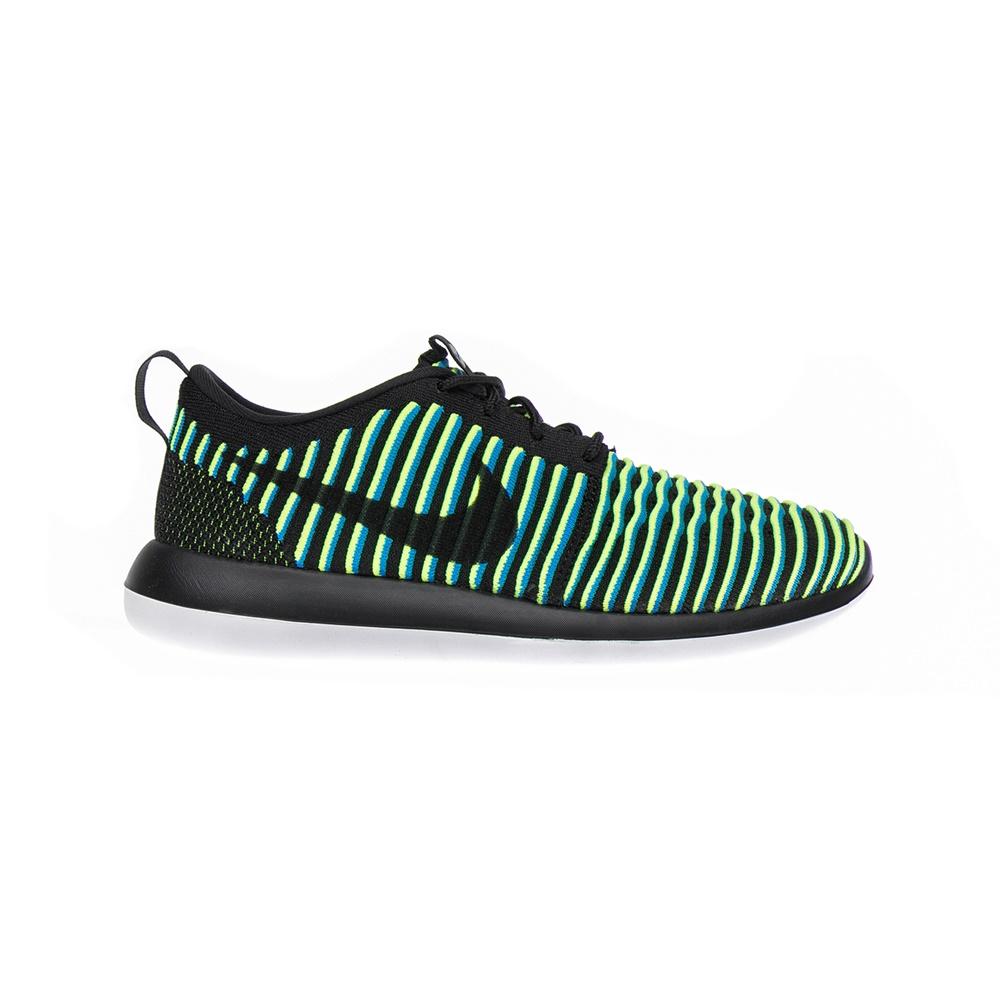 NIKE – Γυναικεία αθλητικά παπούτσια NIKE ROSHE TWO FLYKNIT πολύχρωμα