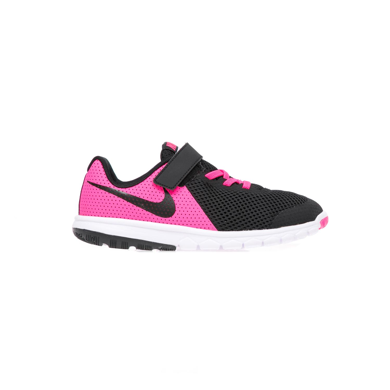 NIKE – Παιδικά αθλητικά παπούτσια NIKE FLEX EXPERIENCE 5 μαύρα