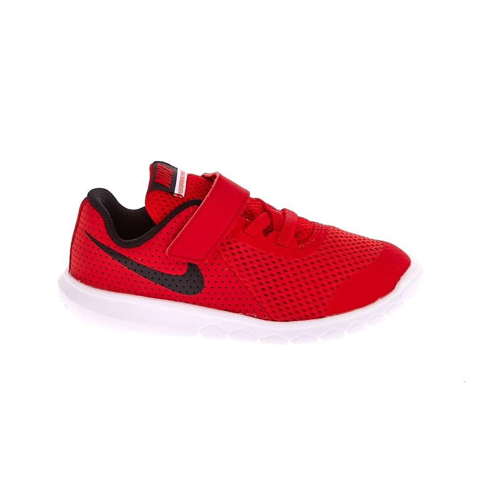 NIKE – Βρεφικά αθλητικά παπούτσια NIKE FLEX EXPERIENCE 5 (TDV) κόκκινα