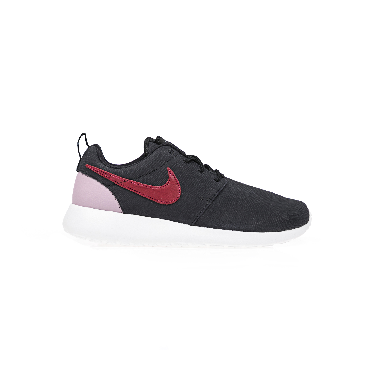 NIKE – Γυναικεία παπούτσια NIKE ROSHE ONE SUEDE μαύρα