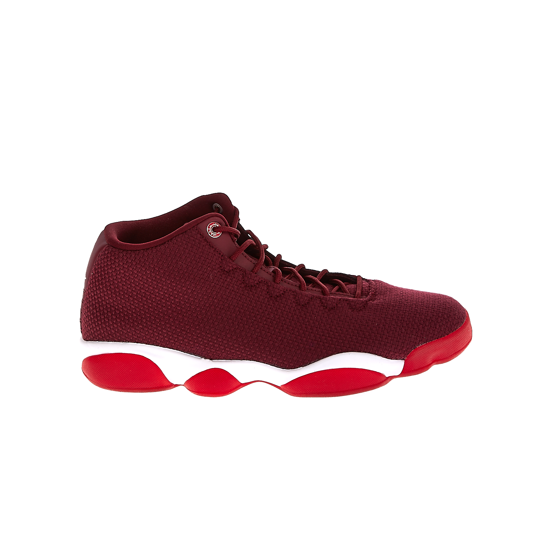 NIKE - Αντρικά αθλητικά παπούτσια JORDAN HORIZON LOW μπορντώ ανδρικά παπούτσια αθλητικά basketball