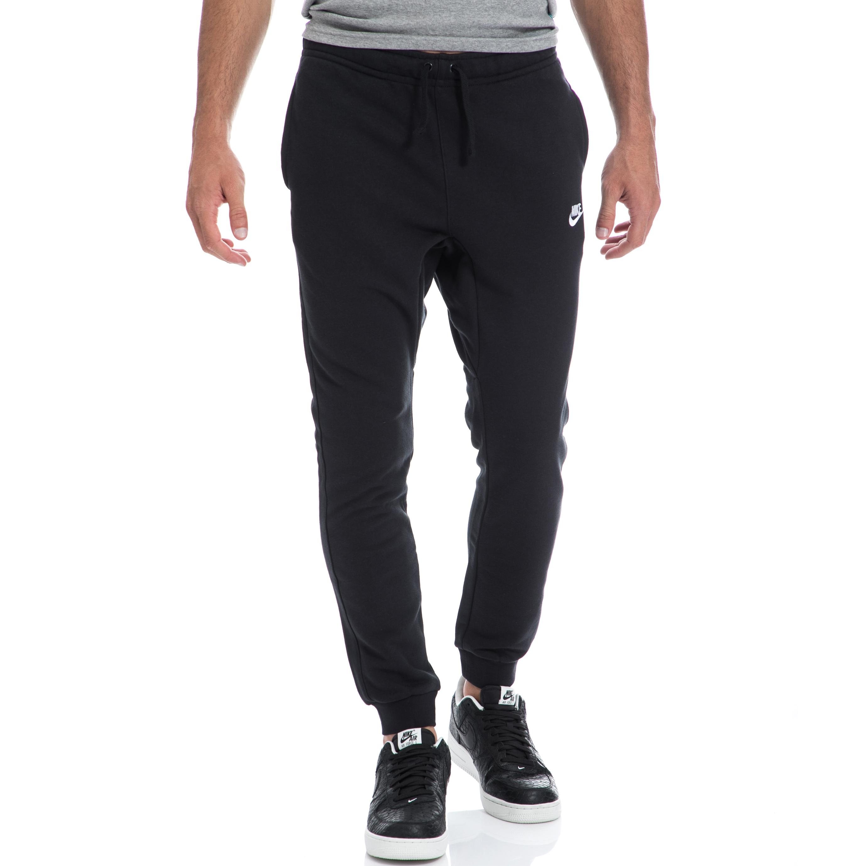 NIKE - Αντρικό αθλητικό παντελόνι NIKE μαύρο