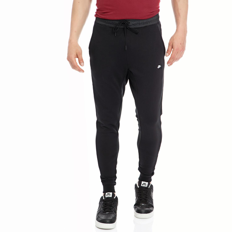 NIKE - Αντρικό παντελόνι NIKE μαύρο ανδρικά ρούχα αθλητικά φόρμες
