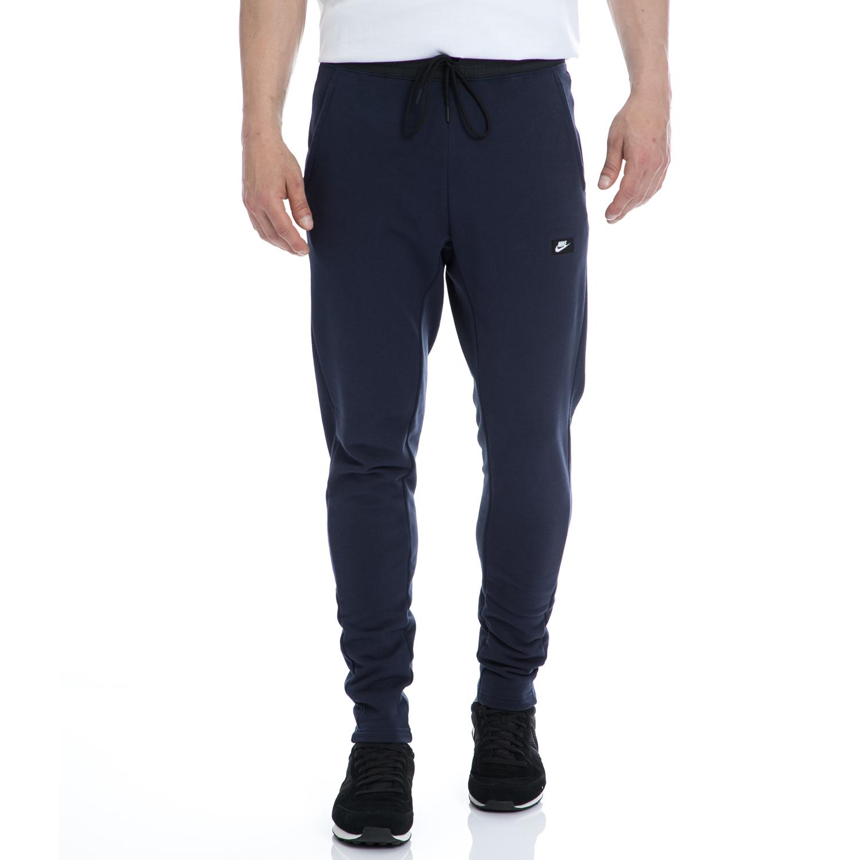 NIKE - Αντρικό αθλητικό παντελόνι NIKE μπλε ανδρικά ρούχα αθλητικά φόρμες