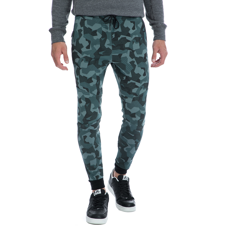 NIKE - Αντρικό παντελόνι NIKE εμπριμέ ανδρικά ρούχα αθλητικά φόρμες