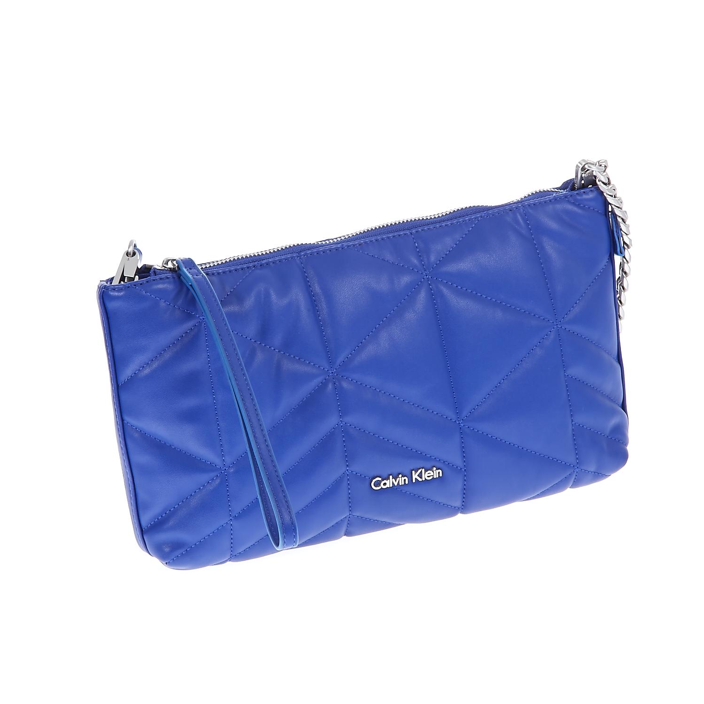 CALVIN KLEIN JEANS – Γυναικεία τσάντα Calvin Klein Jeans μπλε 1470128.0-0011