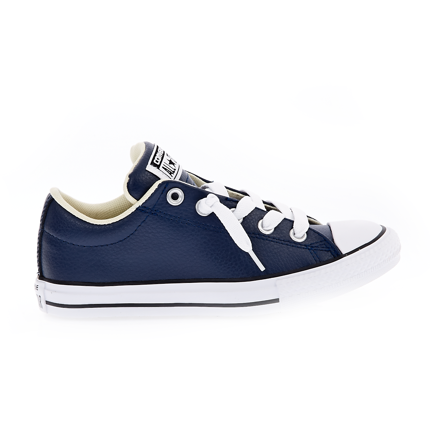 CONVERSE - Παιδικά παπούτσια Chuck Taylor All Star Street S μπλε