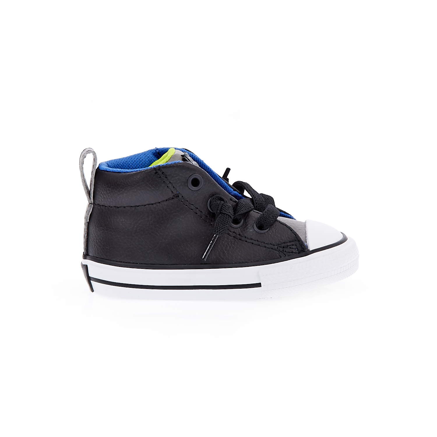 CONVERSE – Βρεφικά παπούτσια Chuck Taylor All Star Street M μαύρα