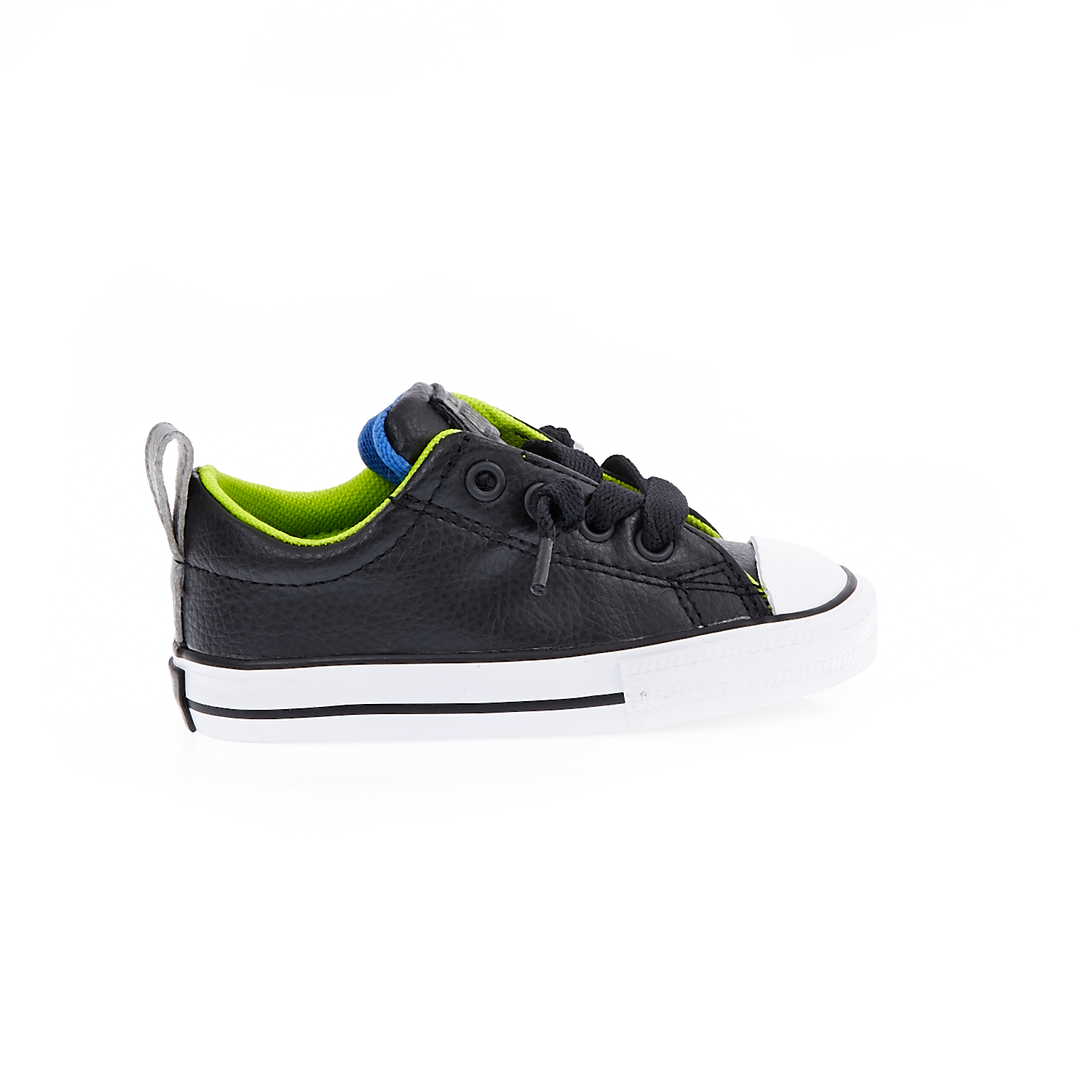 CONVERSE - Βρεφικά παπούτσια Chuck Taylor All Star Street S μαύρα