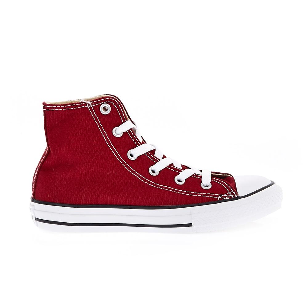 CONVERSE – Παιδικά παπούτσια Chuck Taylor All Star Hi κόκκινα