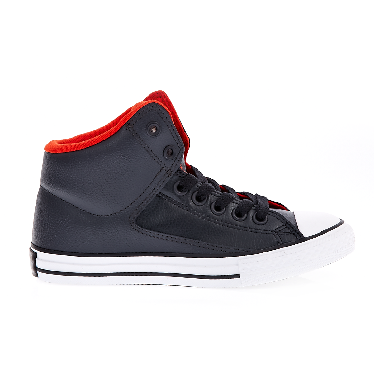 CONVERSE - Παιδικά παπούτσια Chuck Taylor All Star High Str μαύρα