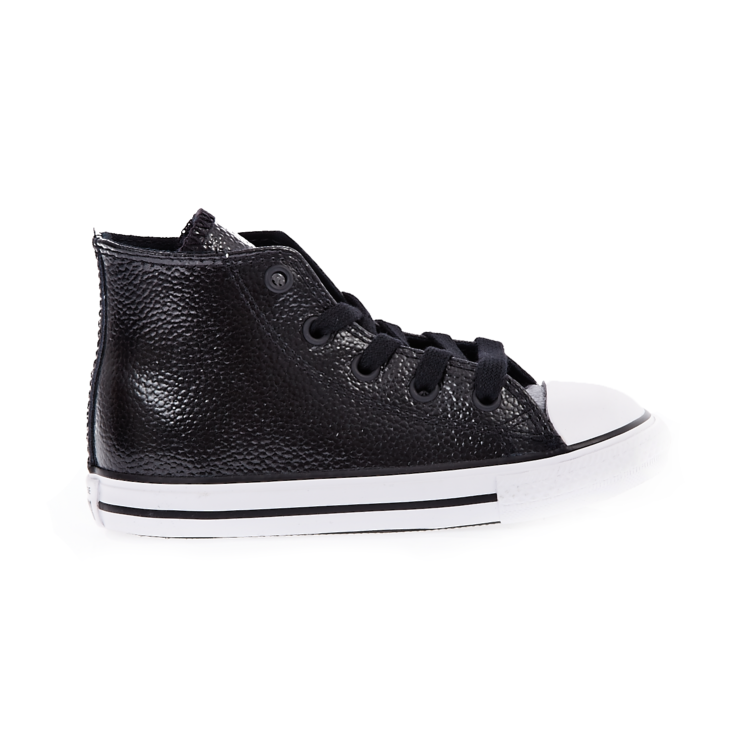 CONVERSE – Βρεφικά παπούτσια Chuck Taylor All Star Hi μαύρα