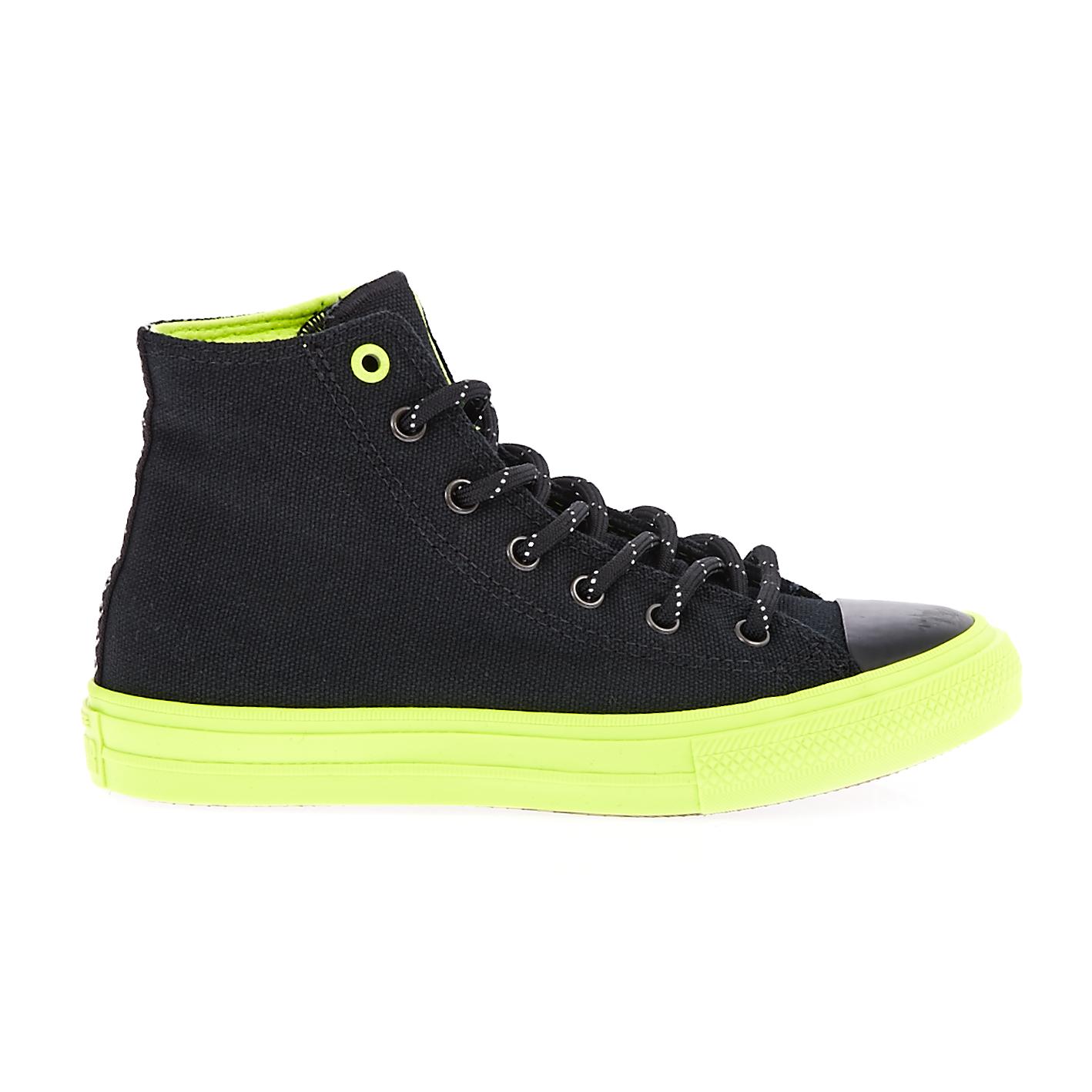 CONVERSE – Παιδικά παπούτσια Chuck Taylor All Star ll Hi μαύρα