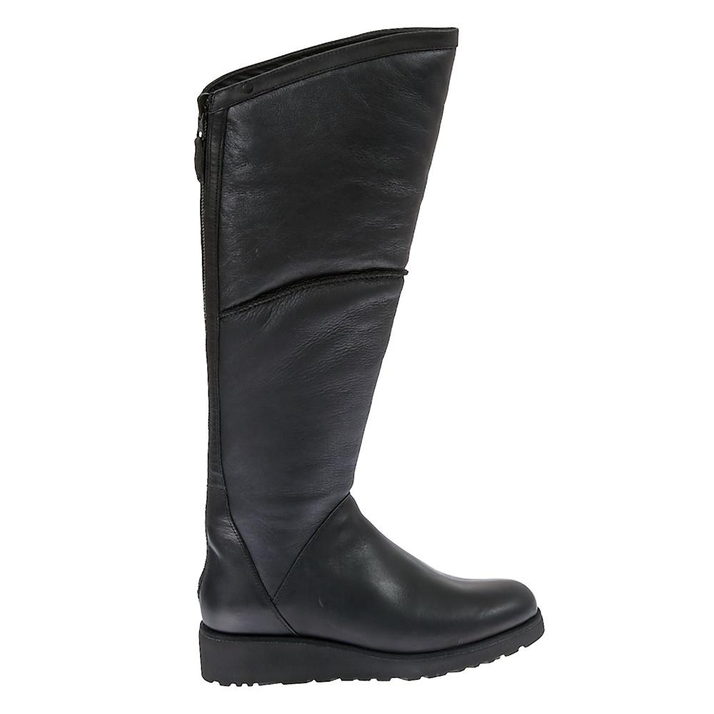 UGG AUSTRALIA – Γυναικείες μπότες Ugg Australia μαύρες