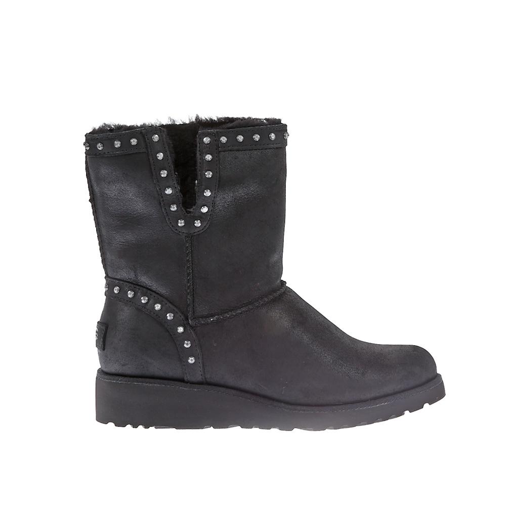 UGG AUSTRALIA - Γυναικεία παπούτσια Ugg Australia μαύρα γυναικεία παπούτσια μπότες μποτάκια μποτάκια