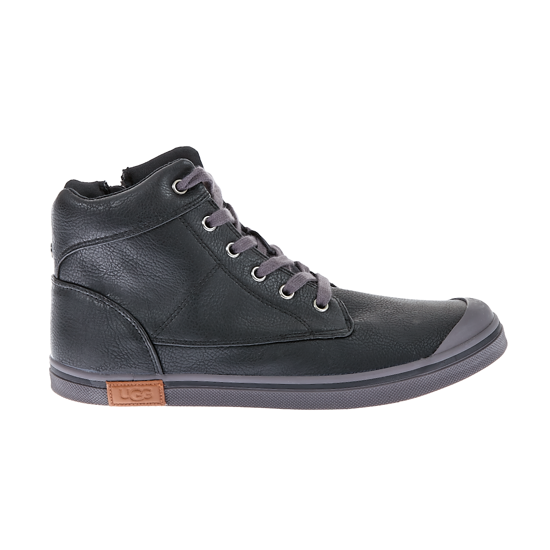 UGG AUSTRALIA - Παιδικά παπούτσια Ugg Australia μαύρα