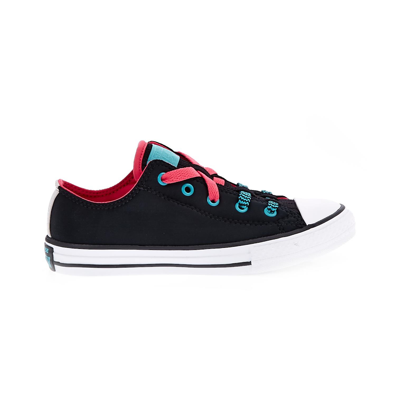 CONVERSE - Παιδικά παπούτσια Chuck Taylor All Star Loop μαύρα 59e5872d13f