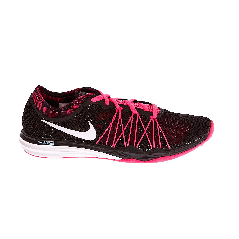 NIKE - Γυναικεία αθλητικά παπούτσια DUAL FUSION TR HIT PRNT μαύρα γυναικεία παπούτσια αθλητικά training
