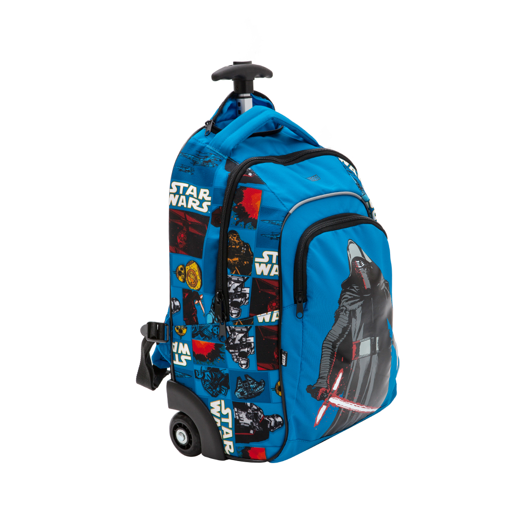 AMERICAN TOURISTER - Τρόλεϊ τσάντα STAR WARS Disney by AMERICAN TOURISTER μπλε