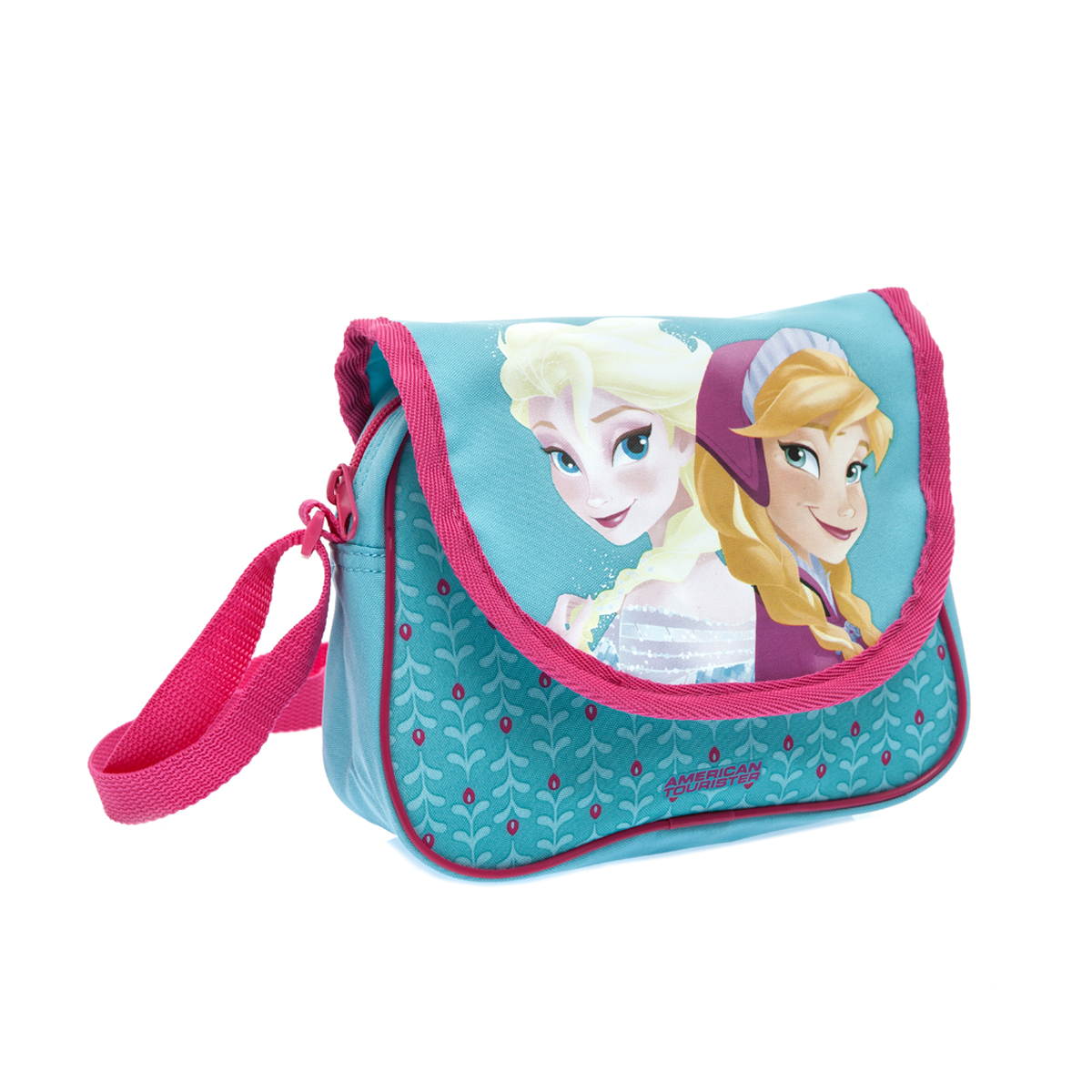 AMERICAN TOURISTER - Παιδική τσάντα FROZEN Disney by AMERICAN TOURISTER γαλάζια