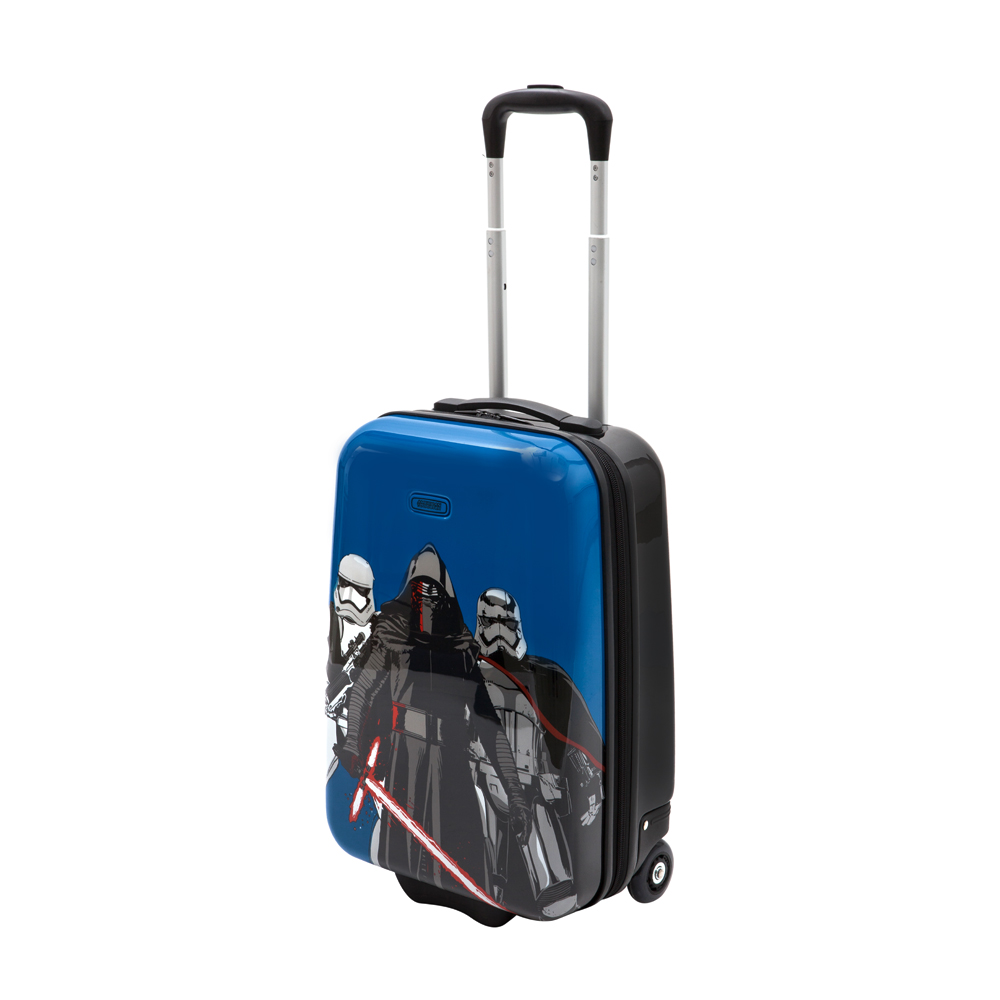 AMERICAN TOURISTER - Βαλίτσα STAR WARS Disney by AMERICAN TOURISTER μπλε