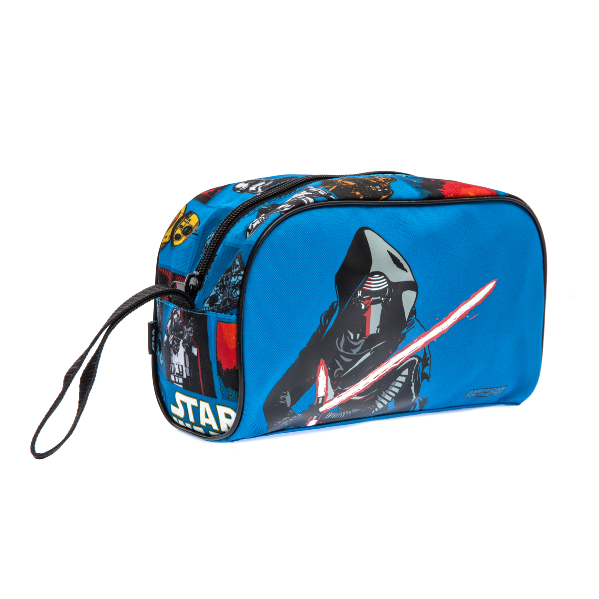 AMERICAN TOURISTER - Παιδικό νεσεσέρ STAR WARS Disney by AMERICAN TOURISTER μπλε