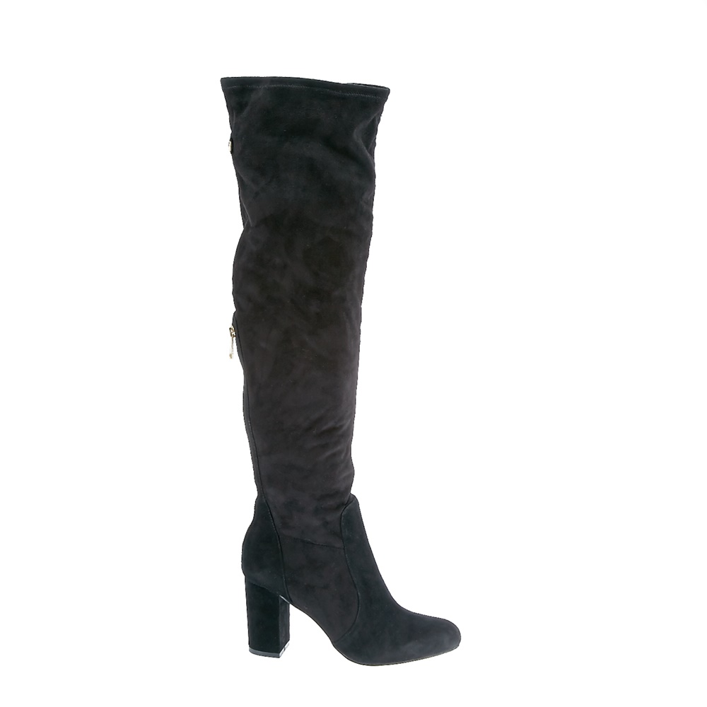 JUICY COUTURE – Γυναικείες μπότες Juicy Couture μαύρες