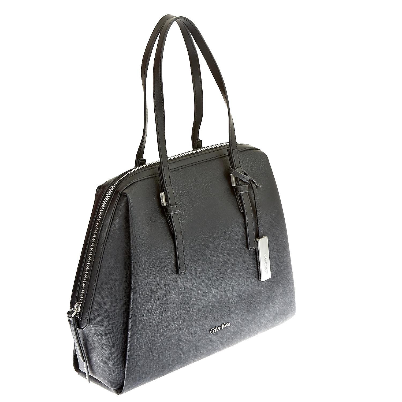 CALVIN KLEIN JEANS – Γυναικεία τσάντα Calvin Klein Jeans μαύρη 1480383.0-0071