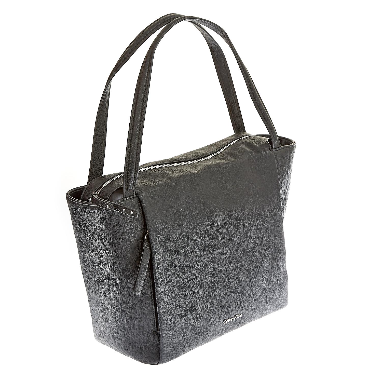 CALVIN KLEIN JEANS – Γυναικεία τσάντα Calvin Klein Jeans μαύρη 1480388.0-0071