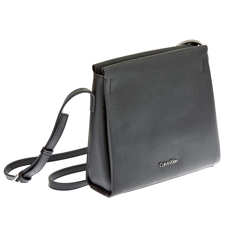 CALVIN KLEIN JEANS – Γυναικεία τσάντα Calvin Klein Jeans μαύρη 1480401.0-0071