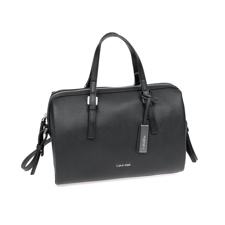 CALVIN KLEIN JEANS – Γυναικεία τσάντα Calvin Klein Jeans μαύρη 1480412.0-0071