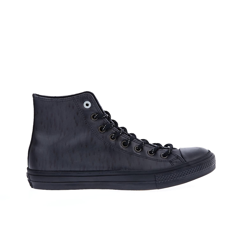 CONVERSE – Unisex παπούτσια CTAS II x FUTURA SKYFALL PACK μαύρα-γκρι