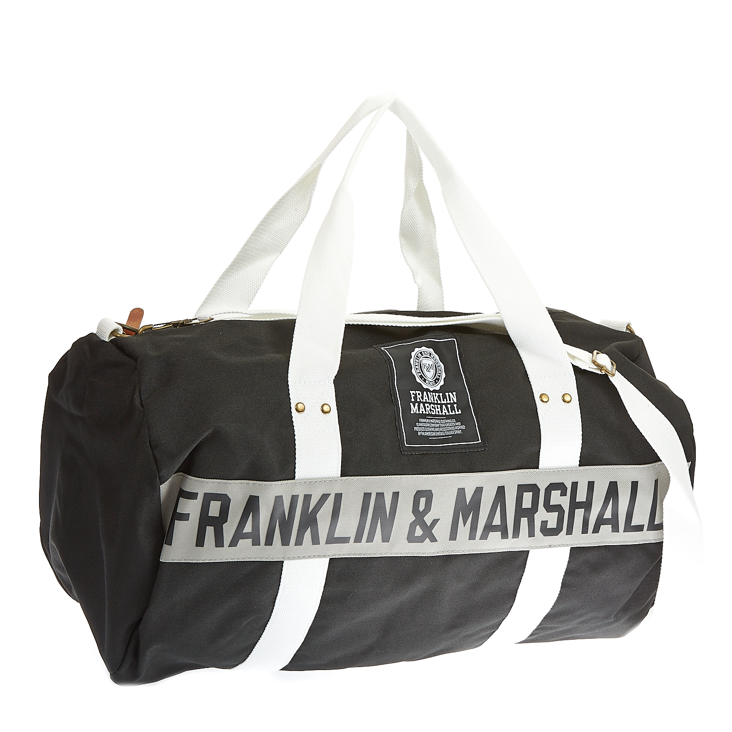 FRANKLIN & MARSHALL – Τσάντα Franklin & Marshall μαύρη 1485781.0-0071