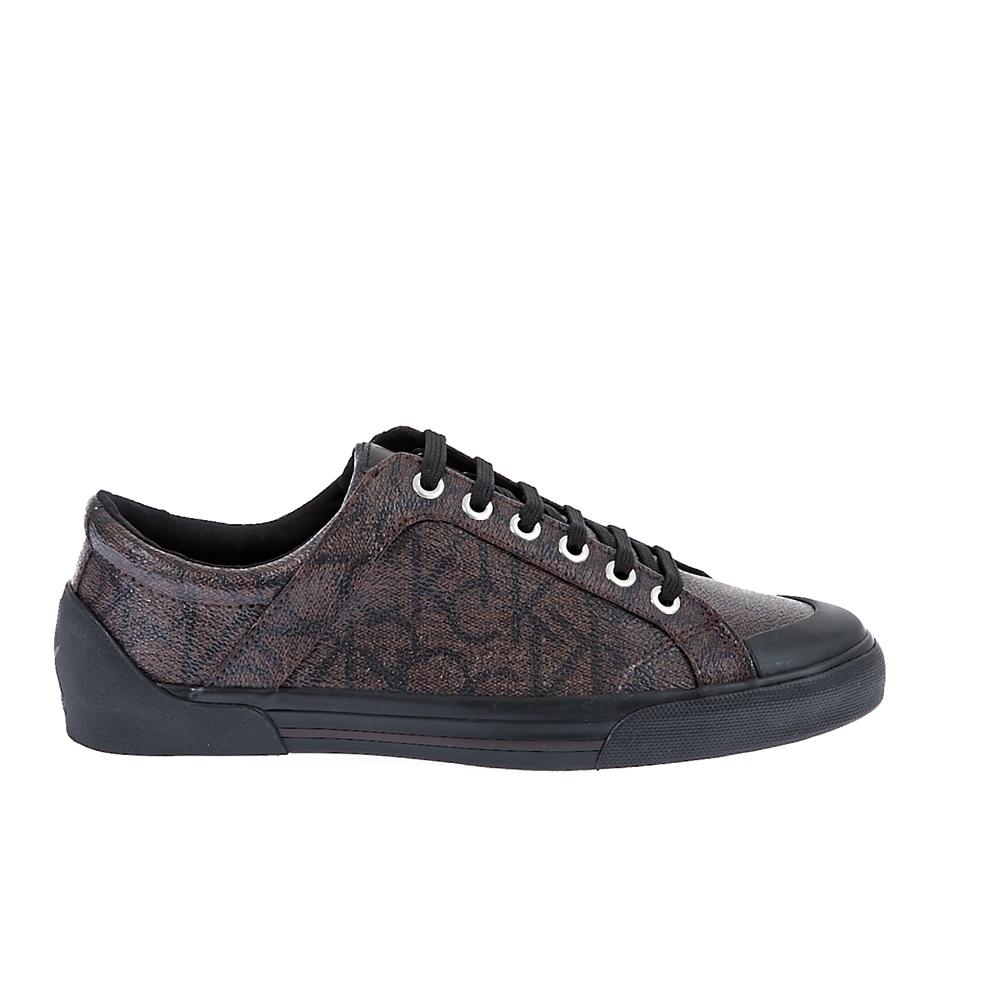 CALVIN KLEIN JEANS - Γυναικεία παπούτσια Calvin Klein Jeans καφέ γυναικεία παπούτσια sneakers