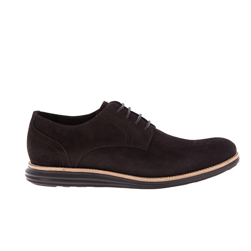 CALVIN KLEIN JEANS – Ανδρικά παπούτσια Calvin Klein Jeans σκούρο καφέ