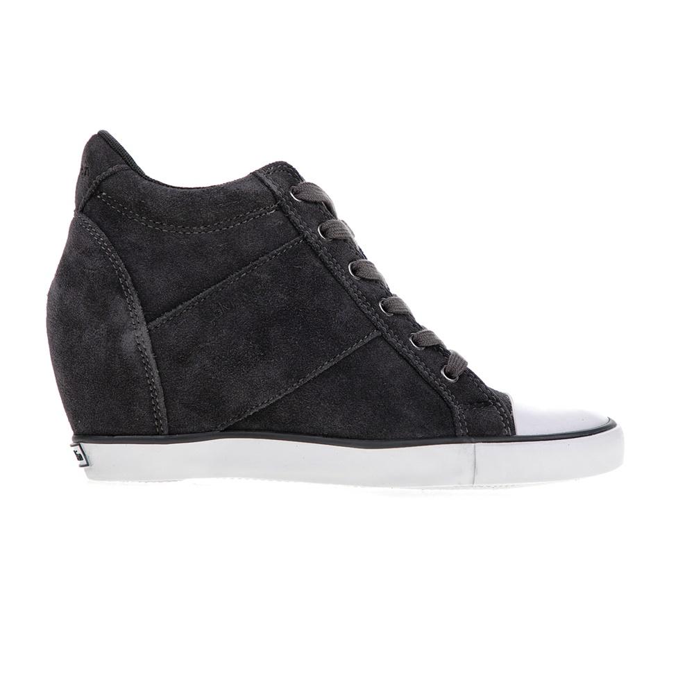 CALVIN KLEIN JEANS - Γυναικεία sneakers Calvin Klein Jeans γκρι γυναικεία παπούτσια sneakers