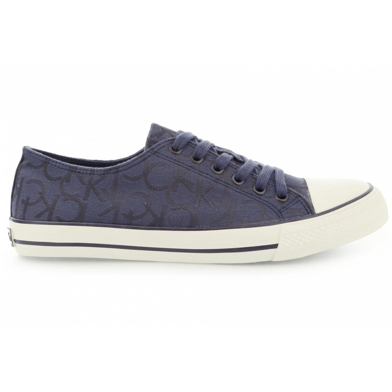 CALVIN KLEIN JEANS – Ανδρικά παπούτσια Calvin Klein Jeans μπλε