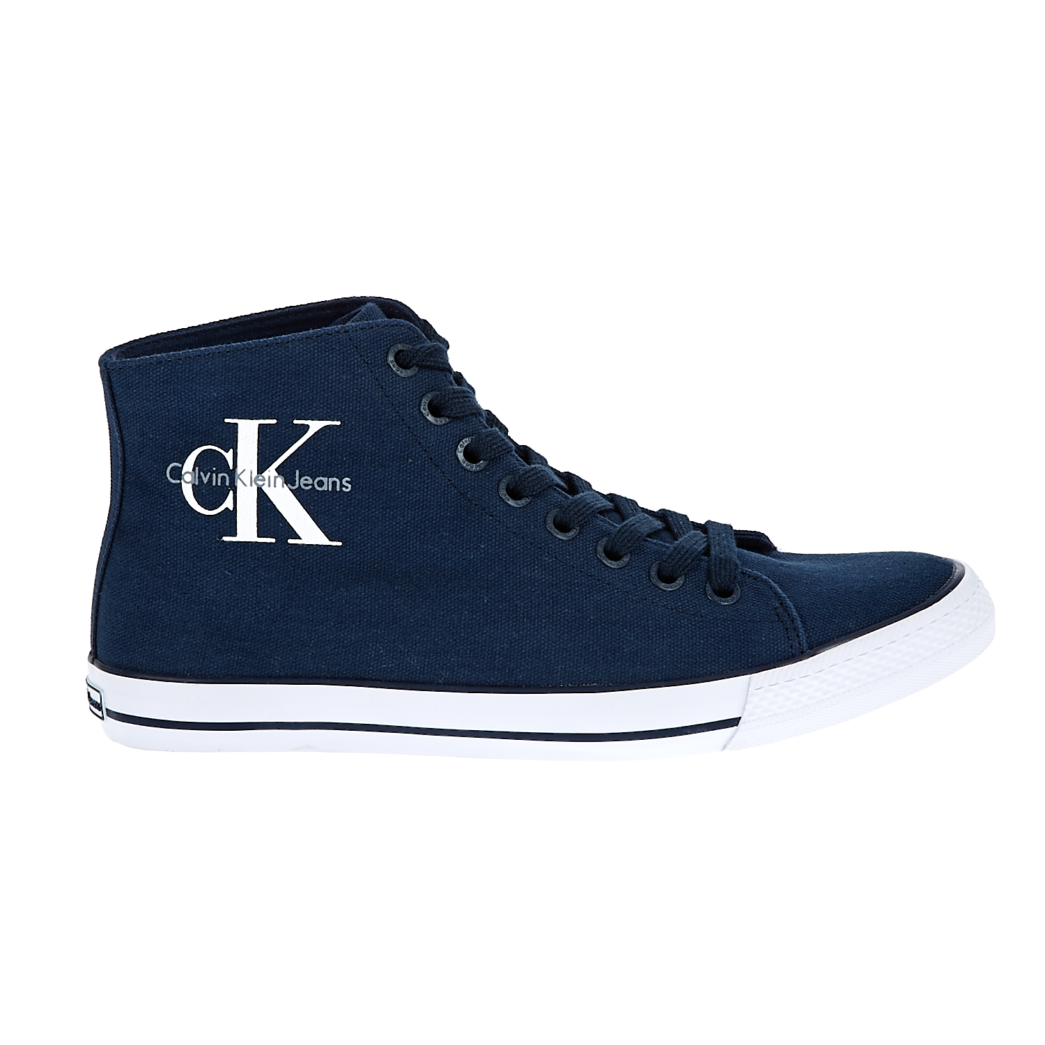 CALVIN KLEIN JEANS - Ανδρικά sneakers Calvin Klein Jeans μπλε ανδρικά παπούτσια sneakers