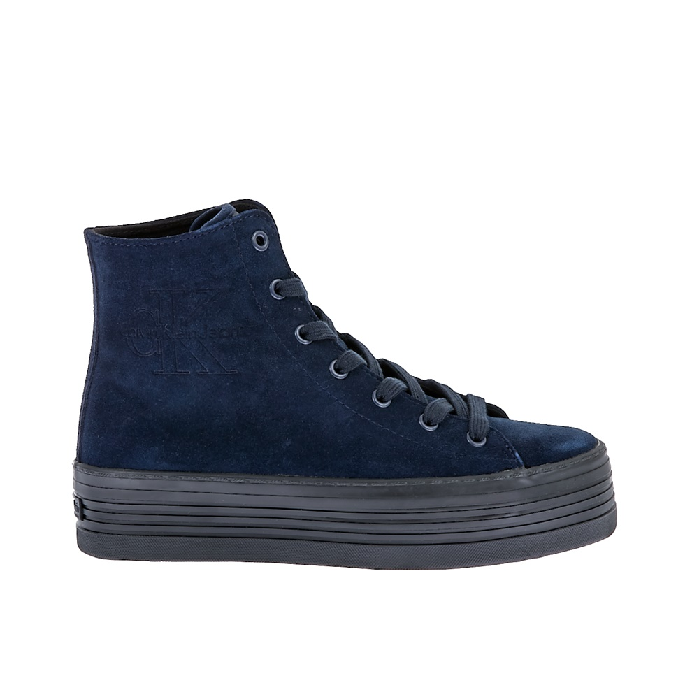 CALVIN KLEIN JEANS - Γυναικεία sneakers Calvin Klein Jeans μπλε γυναικεία παπούτσια sneakers