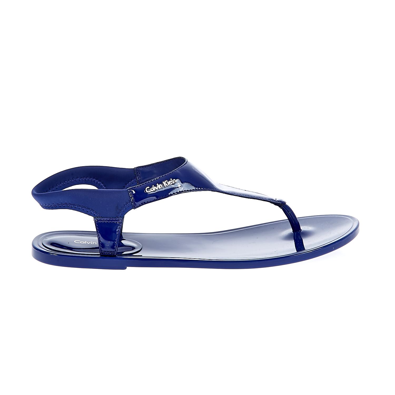 CALVIN KLEIN JEANS - Γυναικεία σανδάλια Calvin Klein Jeans μπλε
