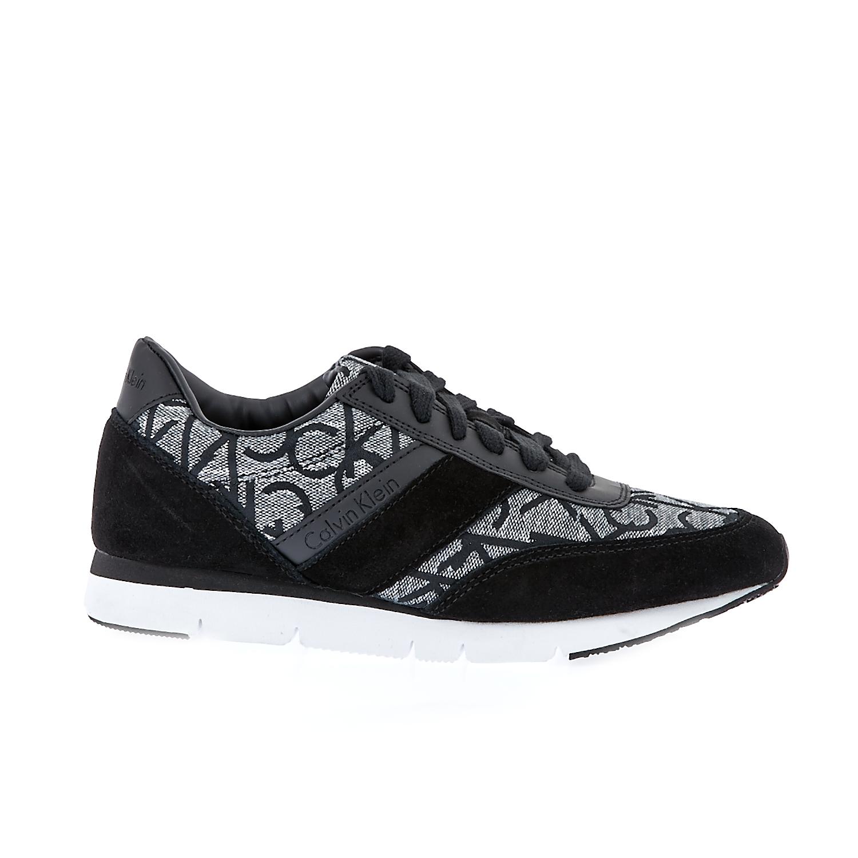 CALVIN KLEIN JEANS – Γυναικεία παπούτσια Calvin Klein Jeans μαύρα-γκρι