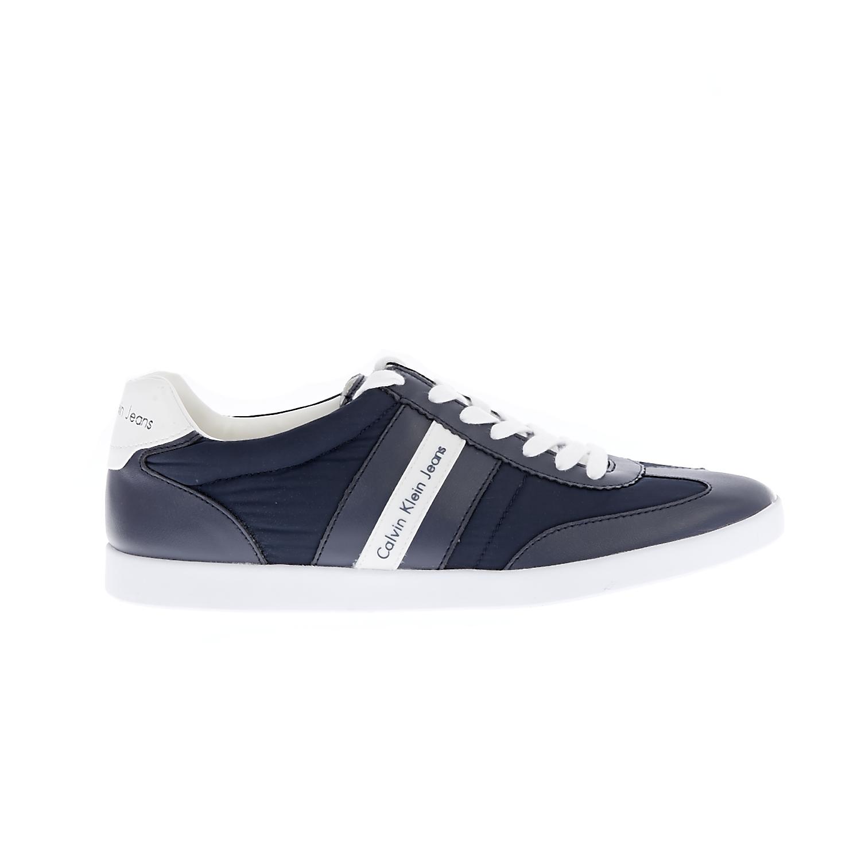 CALVIN KLEIN JEANS – Ανδρικά sneakers CALVIN KLEIN JEANS ACE μπλε