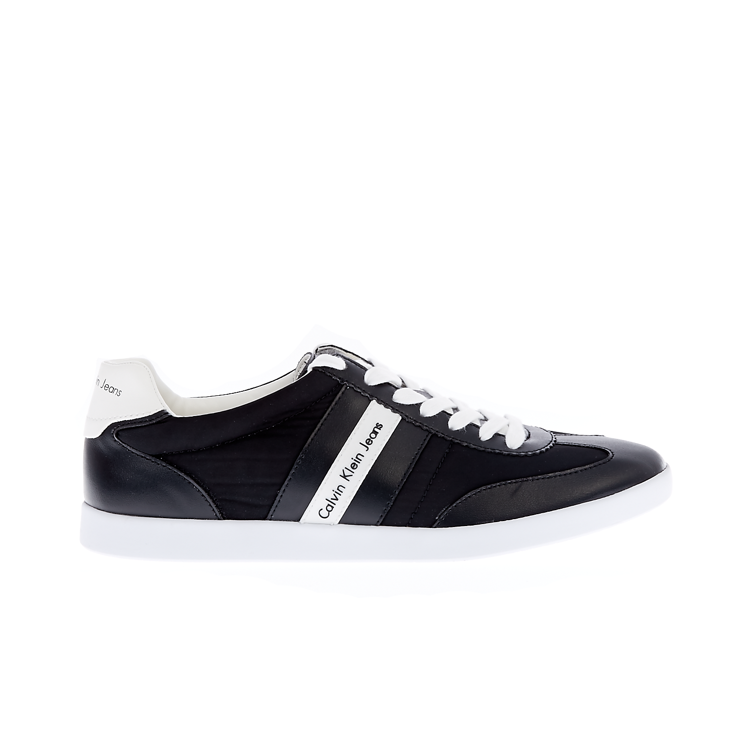 CALVIN KLEIN JEANS – Ανδρικά sneakers CALVIN KLEIN JEANS ACE μαύρα